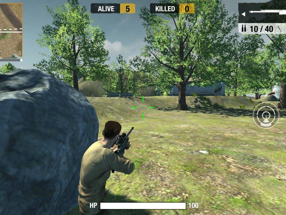 PlayerUnknown's Battlegrounds Is Heading to Mobile, At Least in