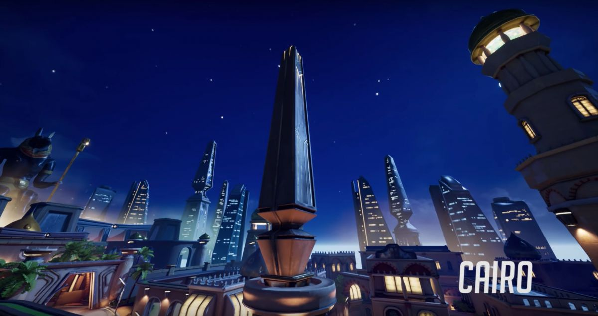 Overwatch Fan's Custom Cairo Map Is Simply Stunning! | Geek