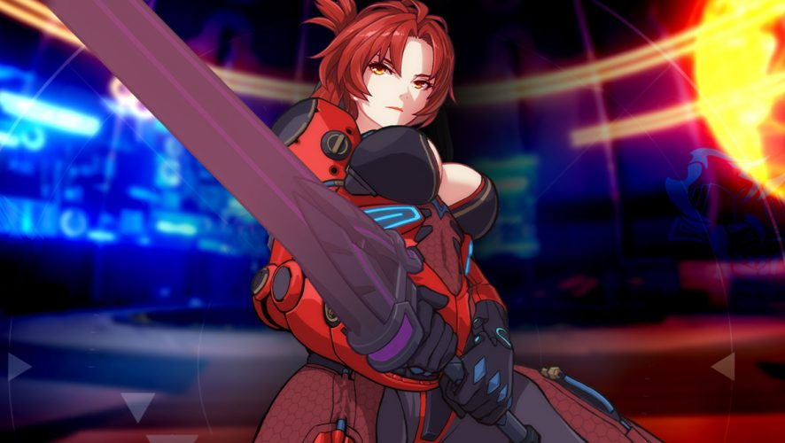 Himeko Joins the Battle in Honkai Impact 3 Alongside New