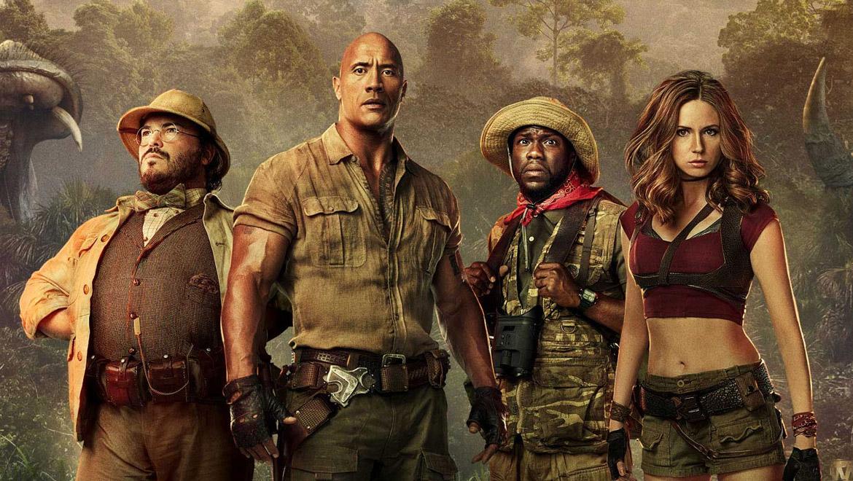 Geek Review - Jumanji: Welcome to the Jungle | Geek Culture