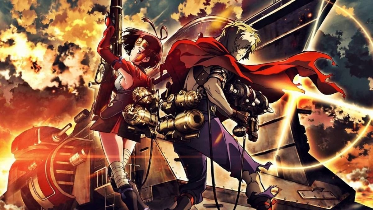 Koutetsujou No Kabaneri Season 2 Of The Iron Fortress