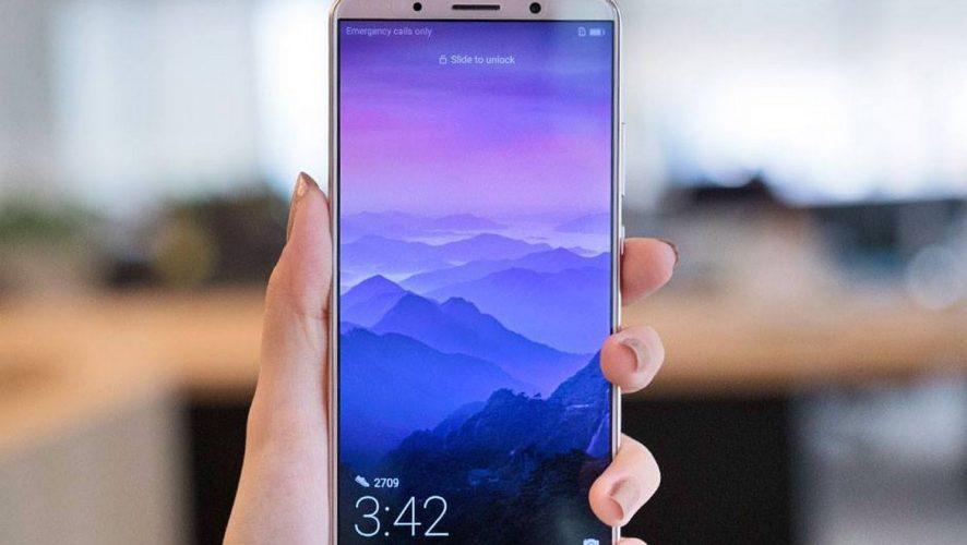 Celebrate Valentine's with the HUAWEI Mate 10 Pro! | Geek Culture