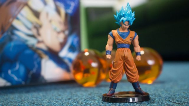 Dragon Ball Fighterz Press Kit Unboxing Geek Culture