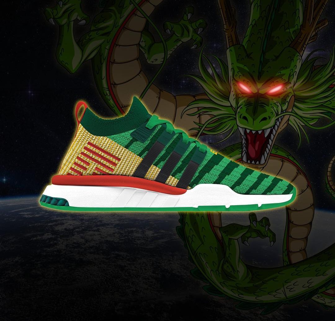 b5a2c278ecb6 All Dragon Ball Z x Adidas Sneakers Revealed And Collected!