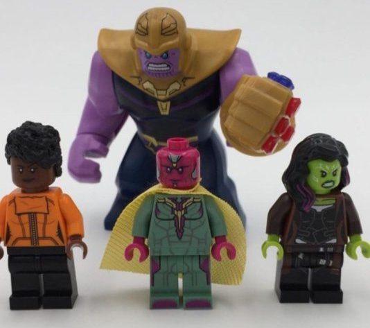 lego marvel avengers: infinity war 2018 sets leaked and revealed