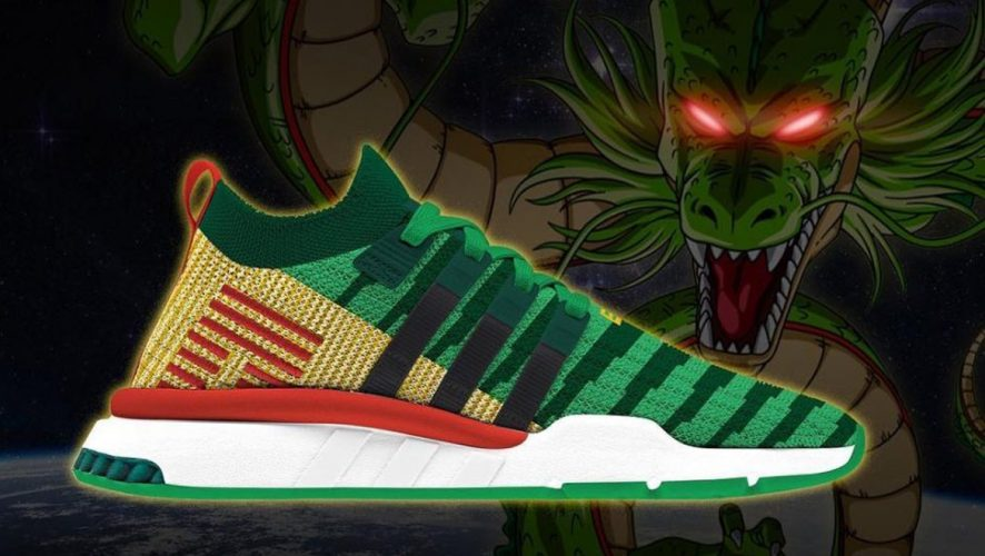 sale retailer 989bc 939fa All Dragon Ball Z x Adidas Sneakers Revealed And Collected!   Geek ...
