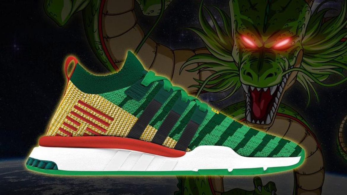 huge selection of 824c4 a36ac All Dragon Ball Z x Adidas Sneakers Revealed And Collected!  Geek Culture