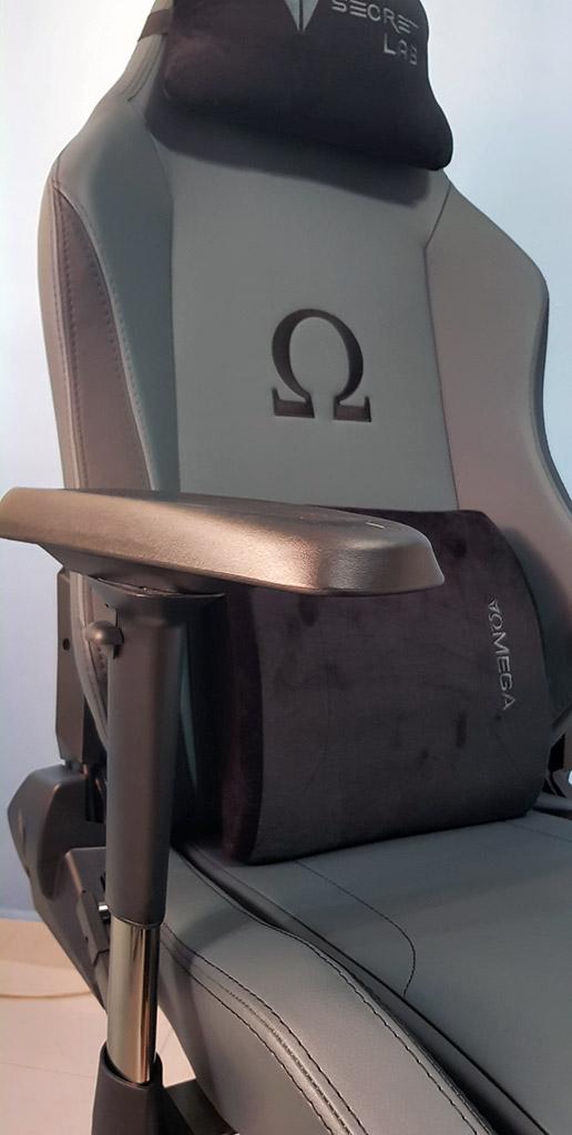 Geek Review Secretlab Omega 2018 Gaming Chair Geek Culture