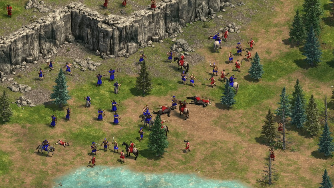 Age of Empires: Definitive Edition Beta Impressions | Geek