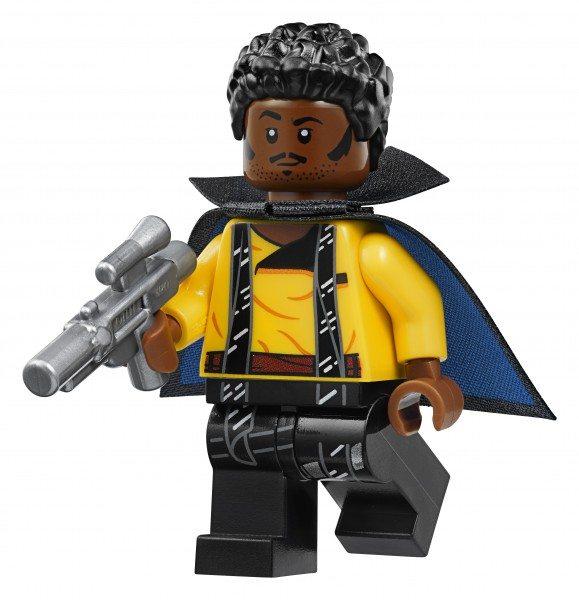 Lego 75212 Kessel Run Millennium Falcon Set Finally