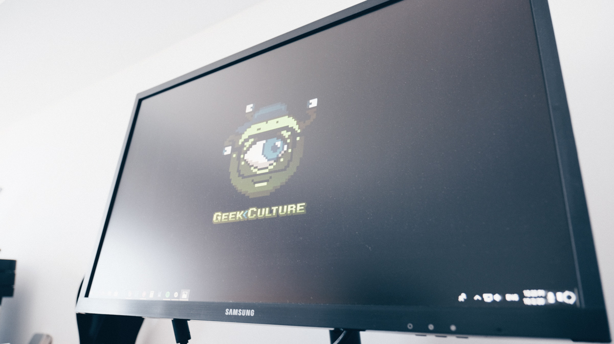 Geek Review: Samsung SHG50 Gaming Monitor | Geek Culture