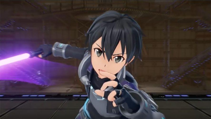 sword art online fatal bullet kirito mode unlock