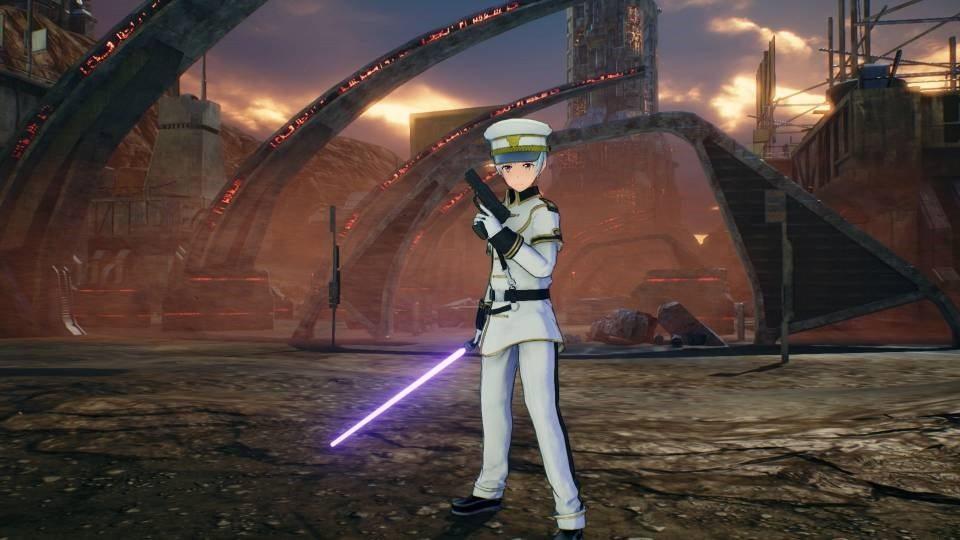 Sword Art Online: Fatal Bullet Gameplay Hands-on | Geek Culture