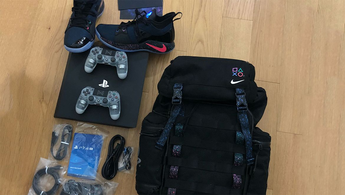 separation shoes 0d48b e5b68 This PlayStation Sneakers Pack Looks Great, But Not Everyone ...