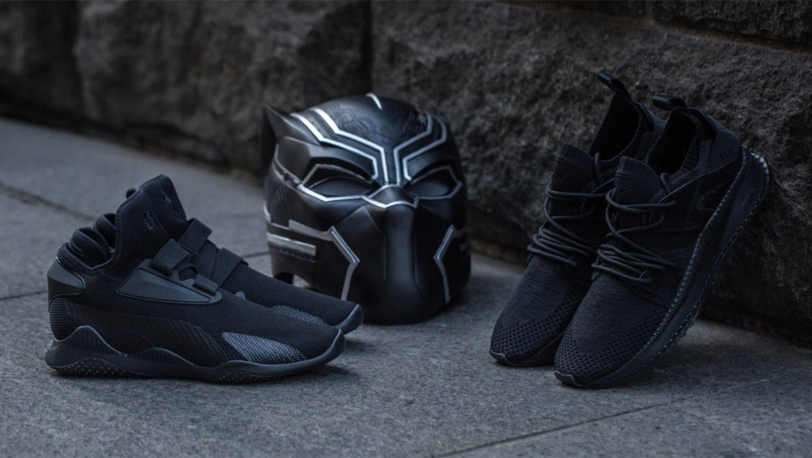 outlet store bea35 348c0 These Are the Black Panther Sneakers Weve Been Looking For  Geek Culture