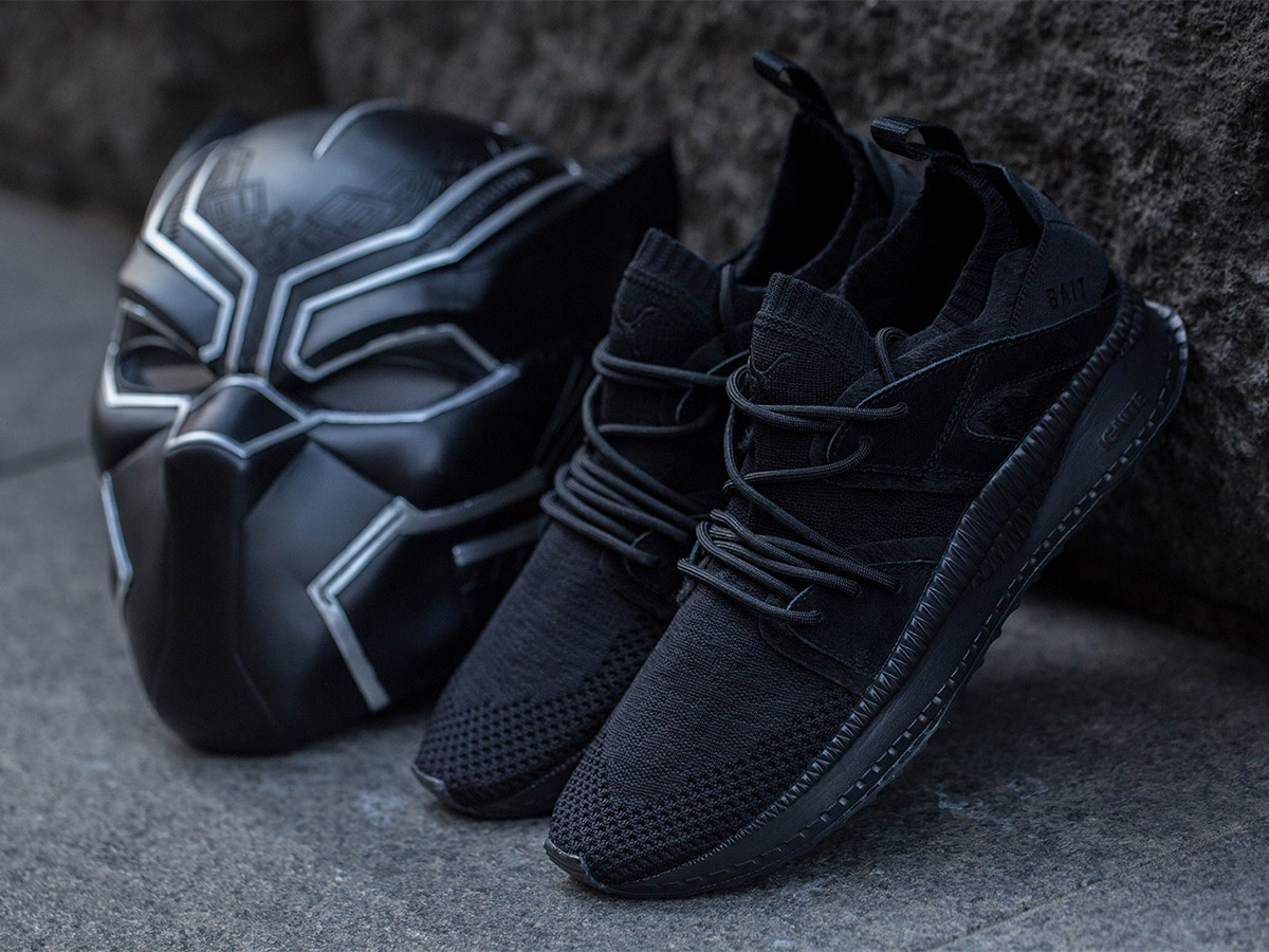 black panther sneakers