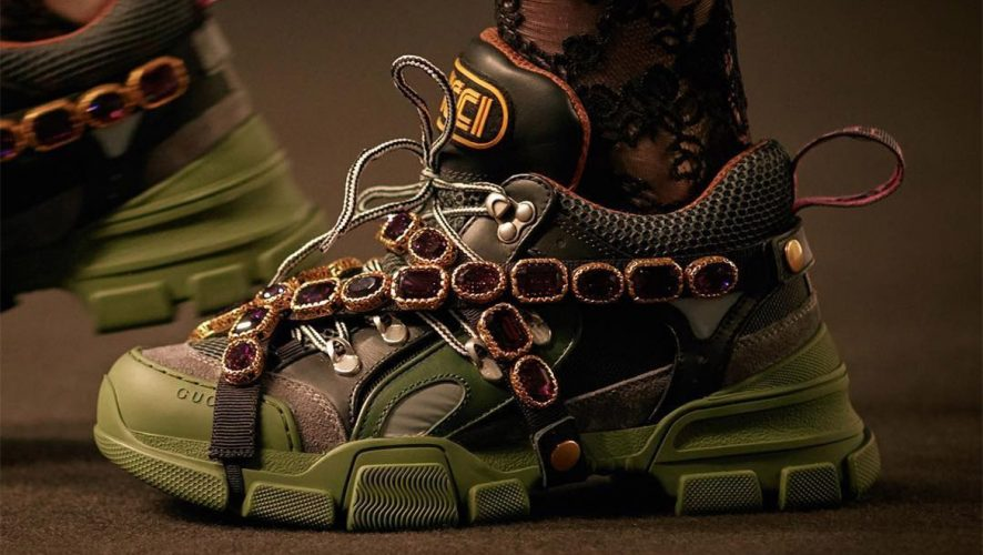 acd80ed8b Gucci Pulls Off Mediocre Attempt At Geek Shoes | Geek Culture