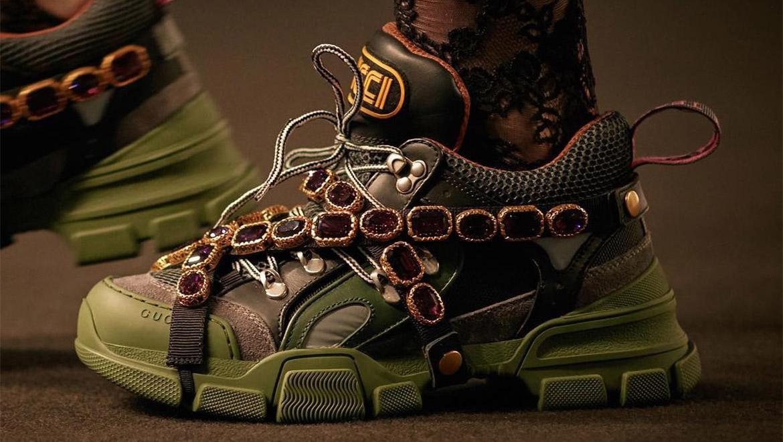 Znalezione obrazy dla zapytania gucci shoes