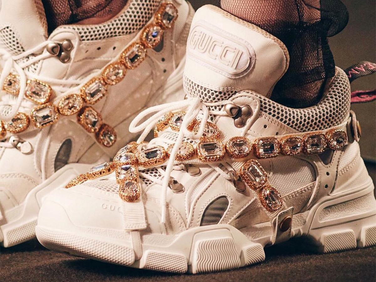 There s no nice way of describing these sneakers. They are ugly fb56e1e496a2
