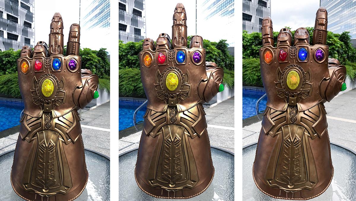 Geek Review: Hasbro Marvel Legends Infinity Gauntlet + Giveaway