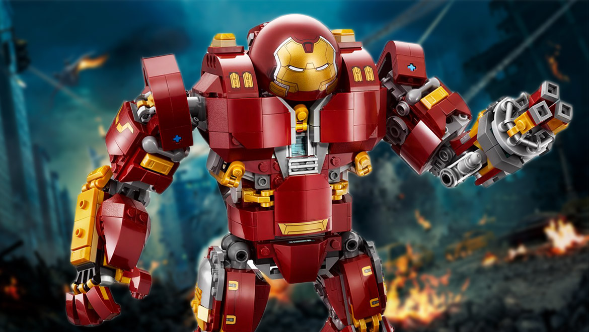 Get First Dibs on Marvel LEGO at the LEGO Avengers Universe Event ...
