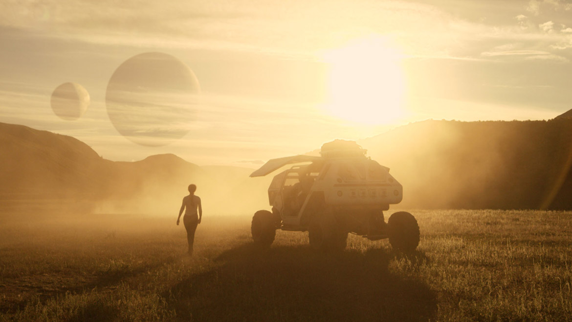 go on an intergalactic adventure with netflix s lost in space reboot