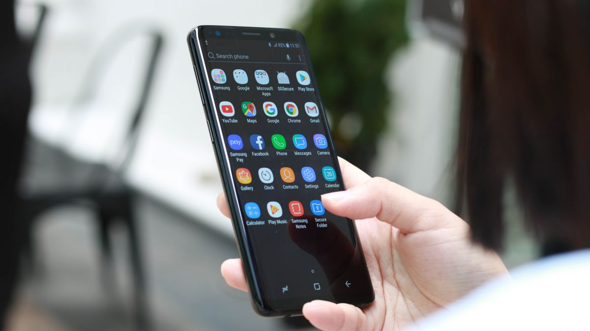 Geek Hands-On: Samsung Galaxy S9 and S9+   Geek Culture
