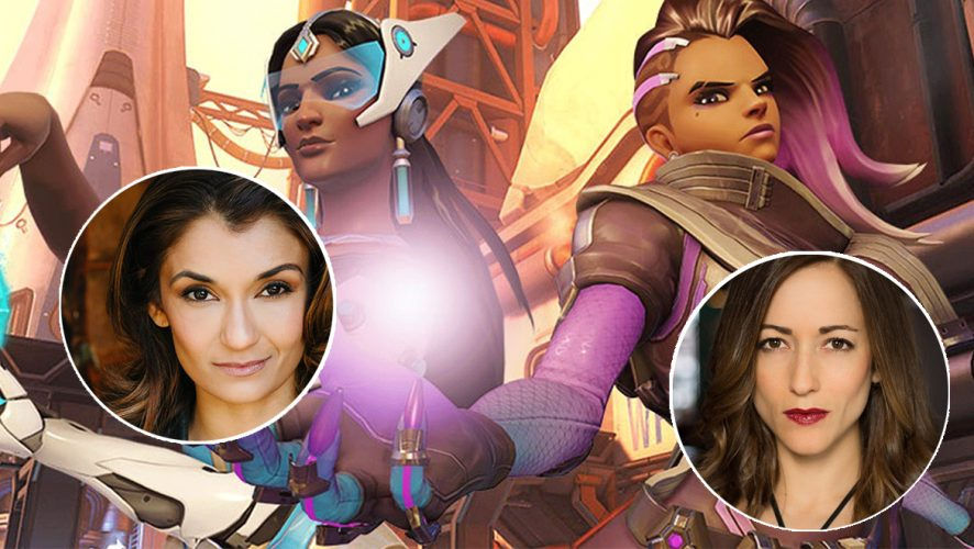 Overwatch va voice actor talks about the big reveal