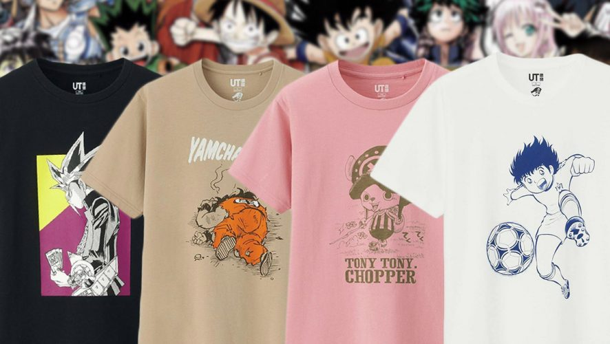 4d5426d1c These Shonen Jump 50th Anniversary Tees from Uniqlo Are A Must-Buy ...