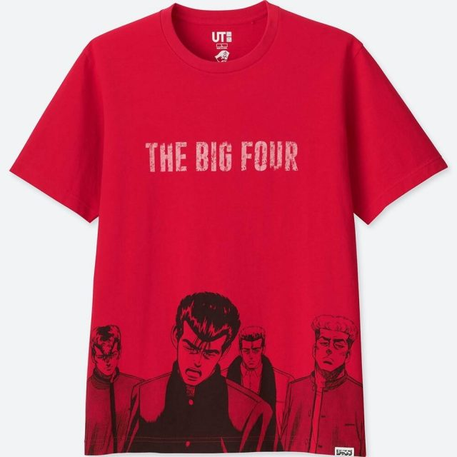 These Shonen Jump 50th Anniversary Tees From Uniqlo Are A