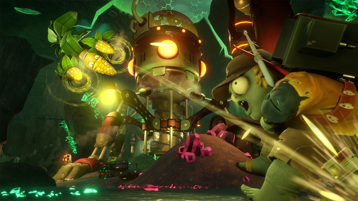 play happening real soon in june alongside e3 it is highly likely that any announcements about plants vs zombies garden warfare will happen there - Plants Vs Zombies Garden Warfare 3