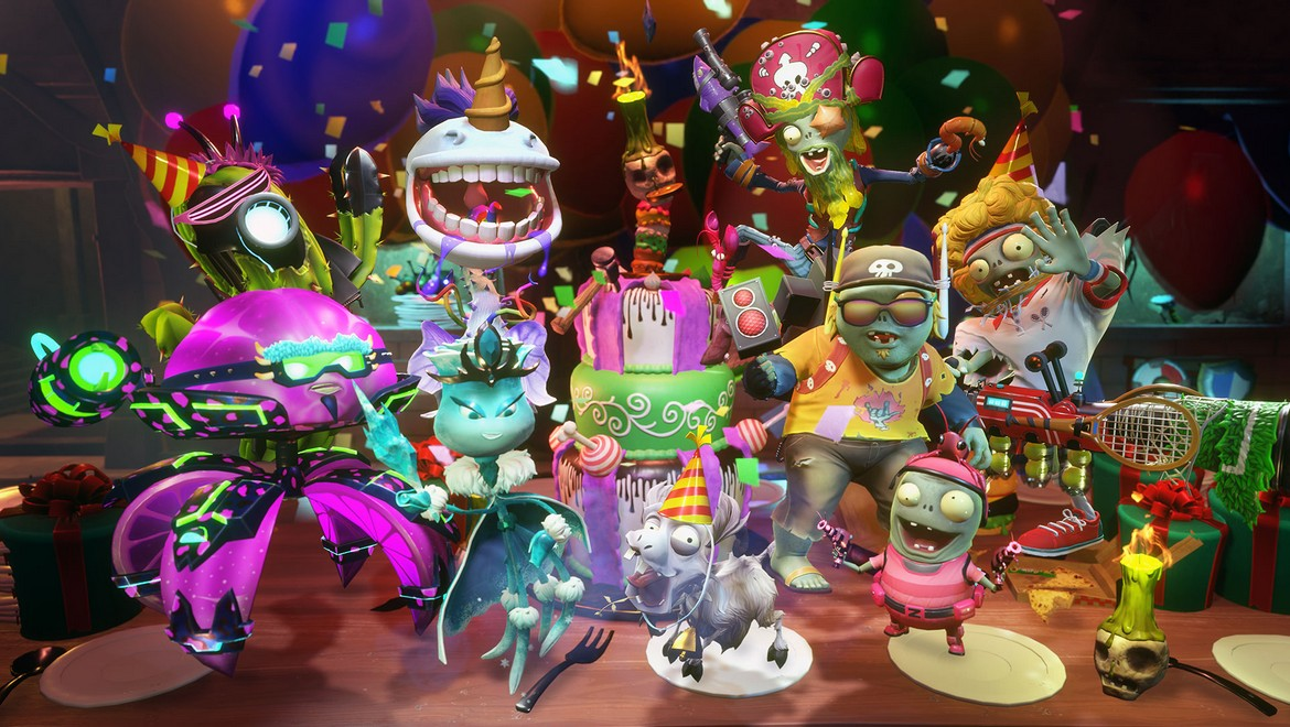 Plants Vs. Zombies: Garden Warfare 3 Leaked!