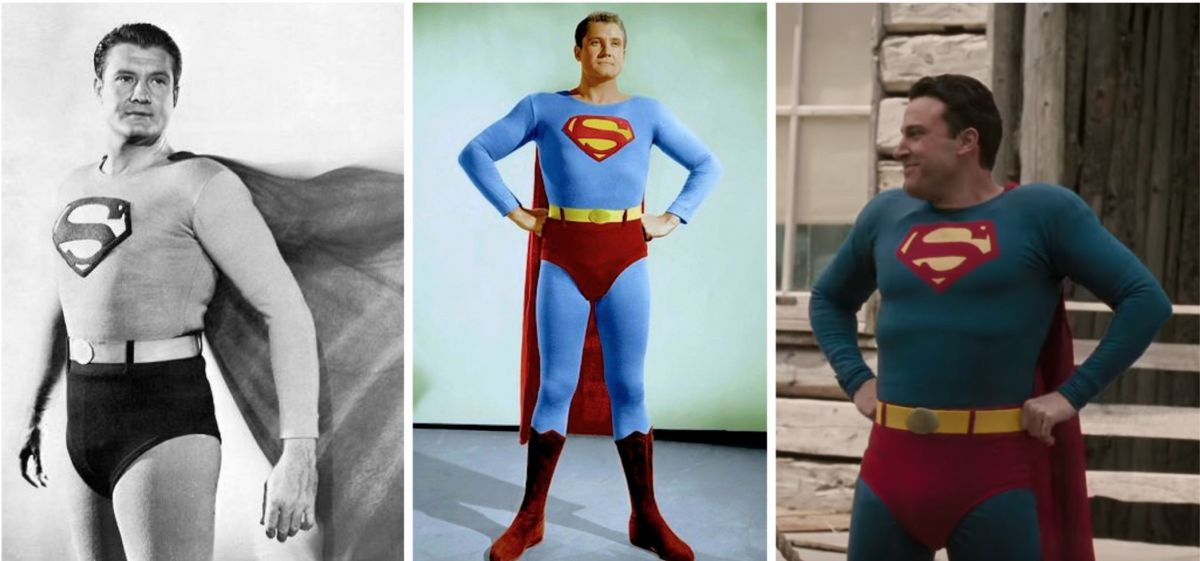 Heres What George Millers Superman Looks Like All The Live