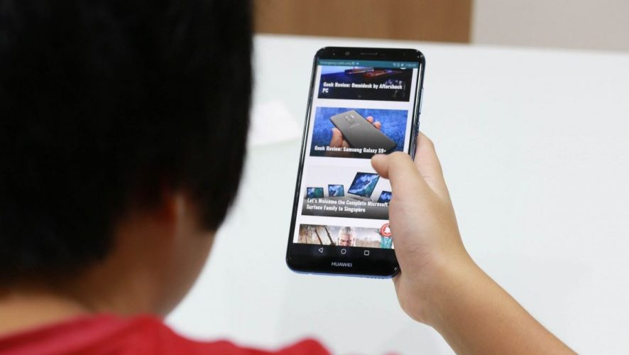 Geek Hands-On: Huawei Nova 2 Lite | Geek Culture