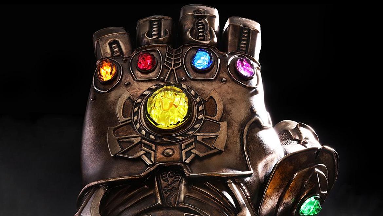 Thanos's Infinity Gauntlet