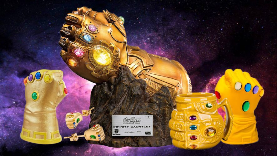 10 Infinity Gauntlet Products Worthy of Thanos Himself