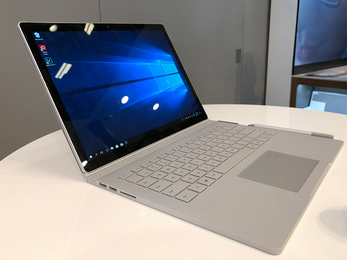 Let's Welcome the Complete Microsoft Surface Family to