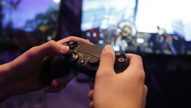 Videospiele Spielen