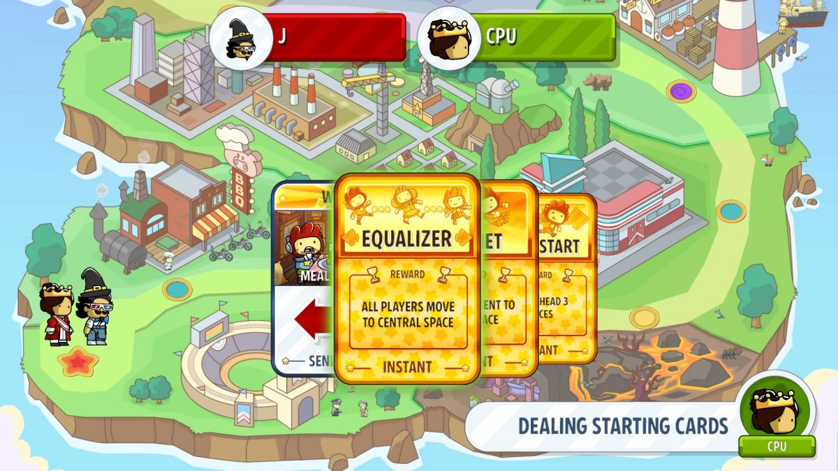 Geek Review: Scribblenauts Showdown | Geek Culture