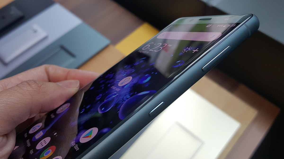 Geek Hands-On: Sony Xperia XZ2 and XZ2 Compact | Geek Culture