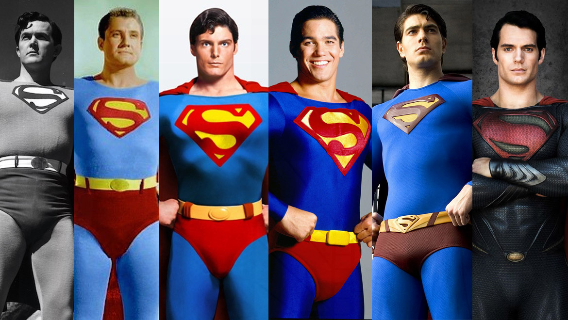 Heres What George Millers Superman Looks Like All The Live Action Costumes