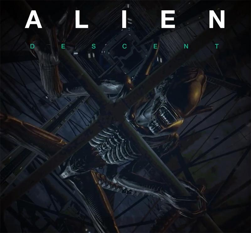 FoxNext Announces Alien-Based VR Game - Alien: Descent