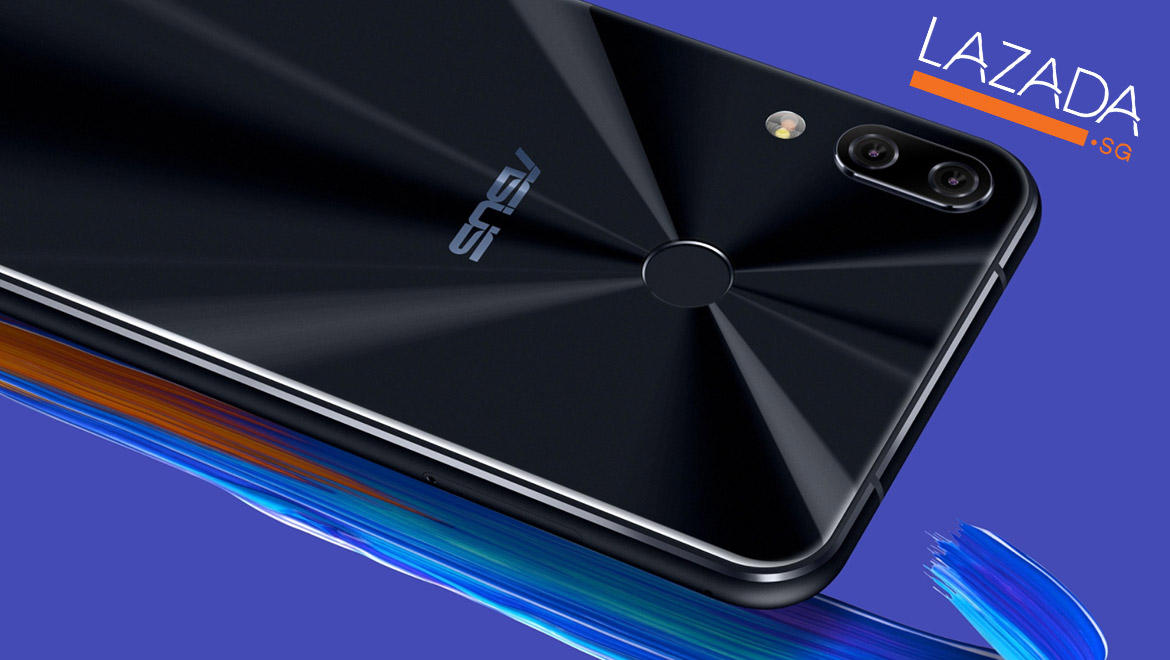 asus launches the all new zenfone 5 in singapore exclusively on