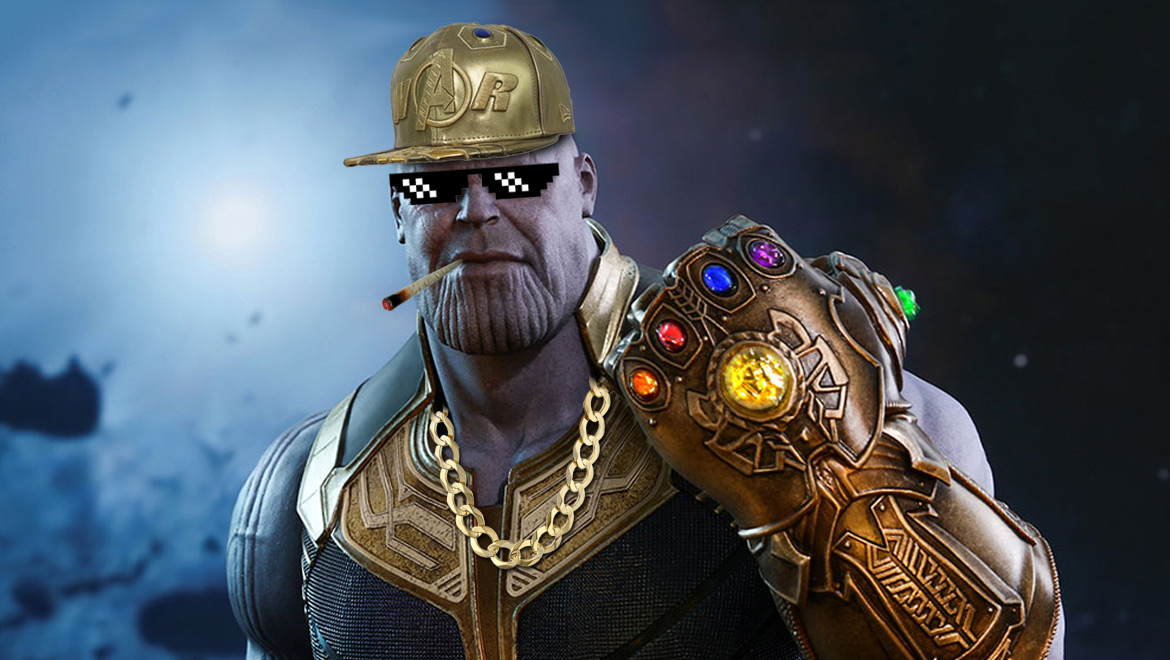Forget The Infinity Gauntlet All You Need Is This 100