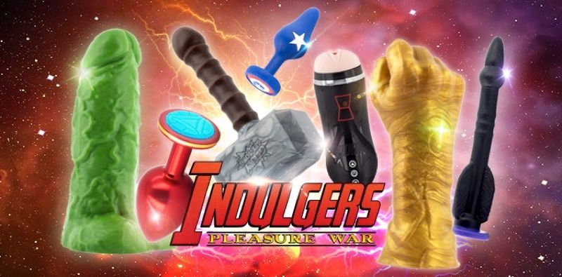Assemble For Infinite Pleasure With These Avengers Sex Toys!   Geek