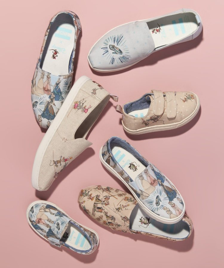 Shoe Collection The 30 Piece Capsule Features Designs That Are Not Just Your Average Prints But Instead Never Before Seen Sketches Of Original