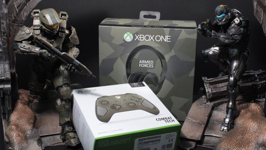 Geek Giveaway Triforce Halo Master Chief Spartan Locke