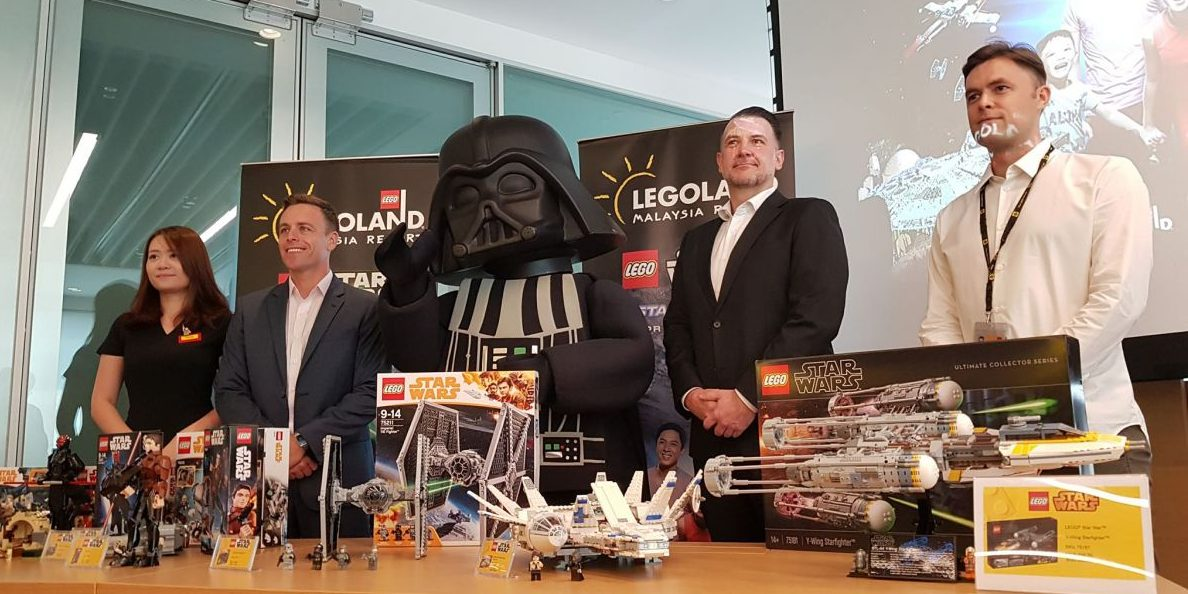 Legoland Malaysia To Kick Off Asia's Largest Lego Star Wars
