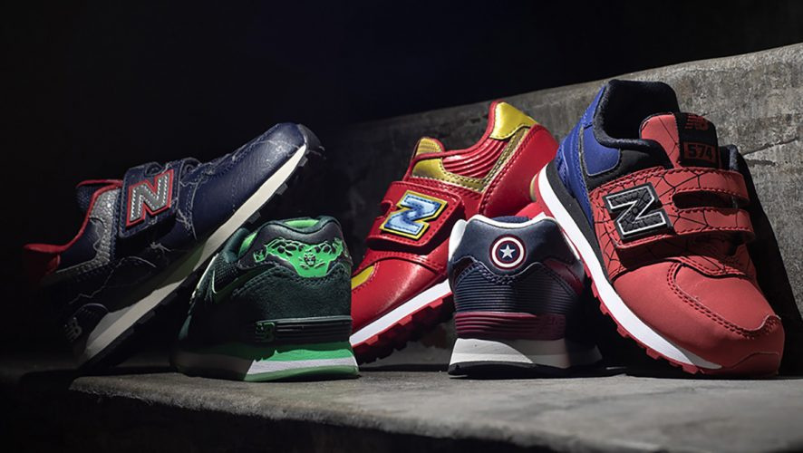 598a00b70558c New Balance Brings Some MARVEL-lous Footwear To Kids! | Geek Culture