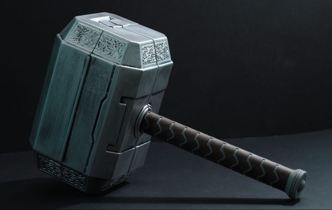 Geek Review Marvel Thor Hammer Tool Set Geek Culture